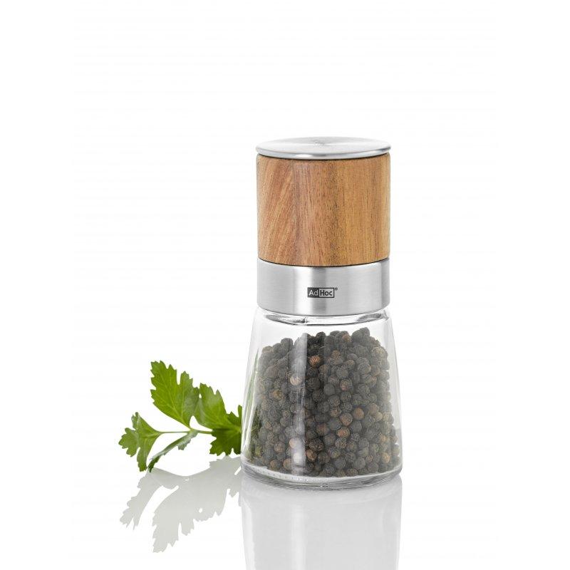 Mlýnek na pepř či sůl AKASIA 13,5 cm CeraCut® - AdHoc