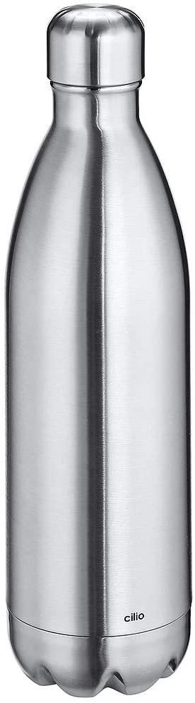 ELEGANTE termoláhev 1 l, stříbrná - Cilio