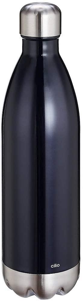 ELEGANTE termoláhev 1 l, černá - Cilio