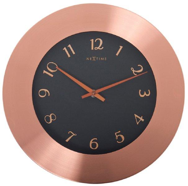 Nástěnné hodiny WINCHESTER 44 cm - NEXTIME