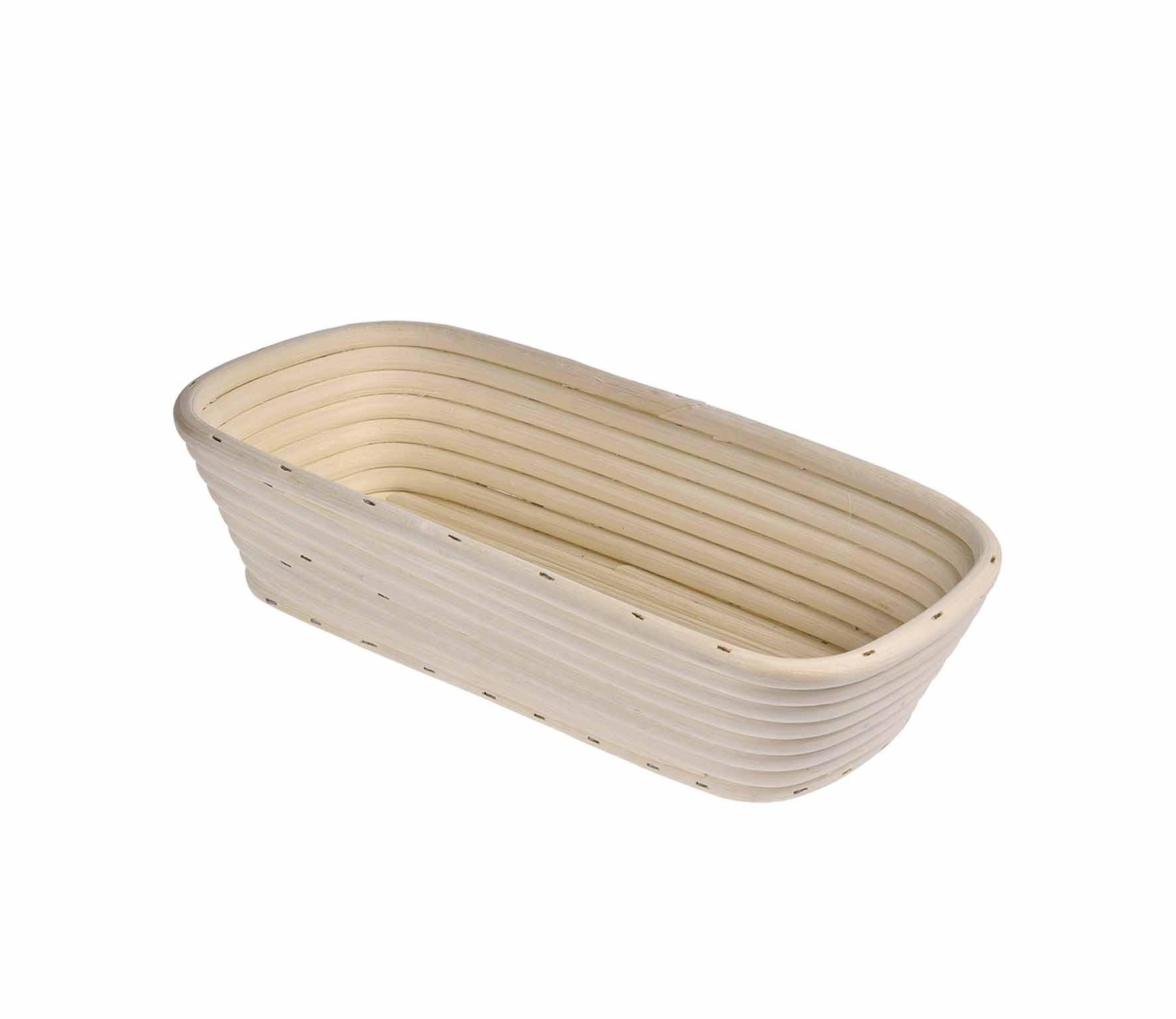 Hranatý košík na chleba, 13x28 cm - Küchenprofi