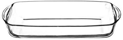 Zapékací skleněná mísa 34x19x5 cm - Mason Cash