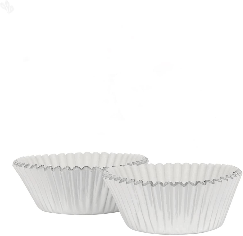 Papírové košíčky 32 ks, stříbrné - Mason Cash