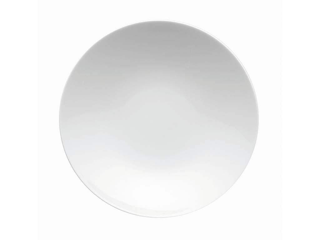TAC White porcelánový hluboký talíř 24 cm - Thomas Rosenthal