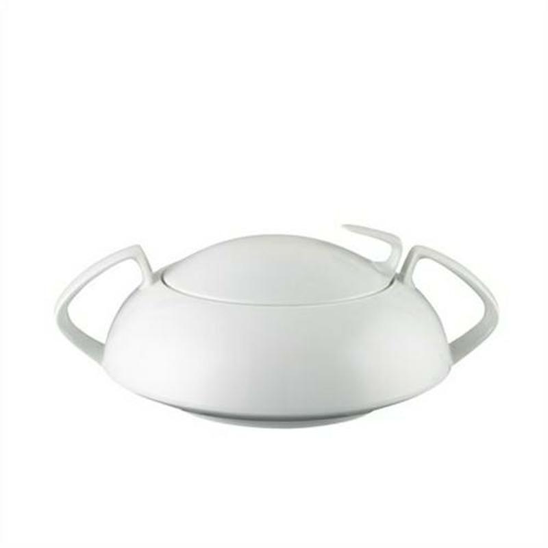 TAC White porcelánová mísa na zeleninu - Thomas Rosenthal