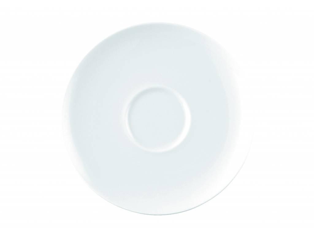 TAC White porcelánový podšálek 16 cm - Thomas Rosenthal