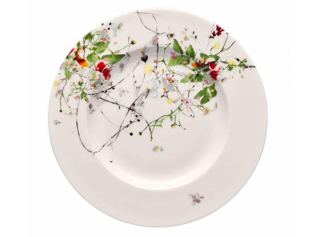 Brillance Fleurs Sauvages dezertní talíř 19 cm - Rosenthal