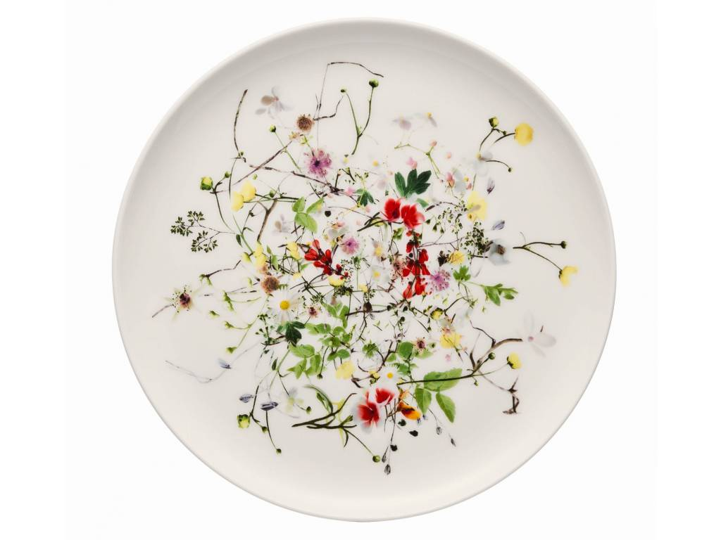 Brillance Fleurs Sauvages talíř na pečivo 18 cm - Rosenthal