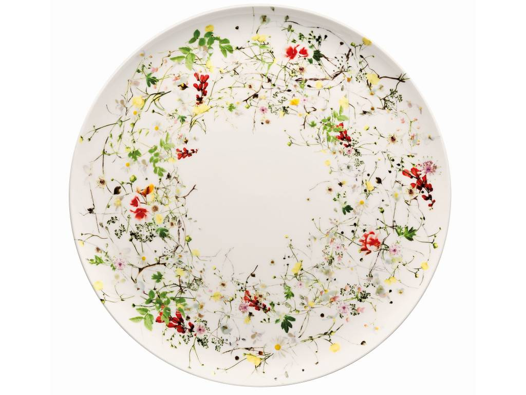 Brillance Fleurs Sauvages servírovací talíř 32 cm - Rosenthal