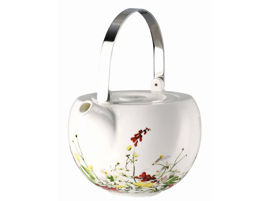 Brillance Fleurs Sauvages konvice na čaj 1,35 l - Rosenthal