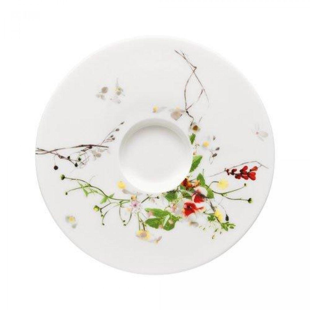 Brillance Fleurs Sauvages kávový podšálek 15,5 cm - Rosenthal