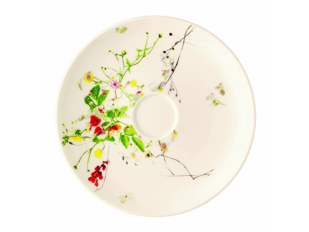Brillance Fleurs Sauvages kombi podšálek 14 cm - Rosenthal