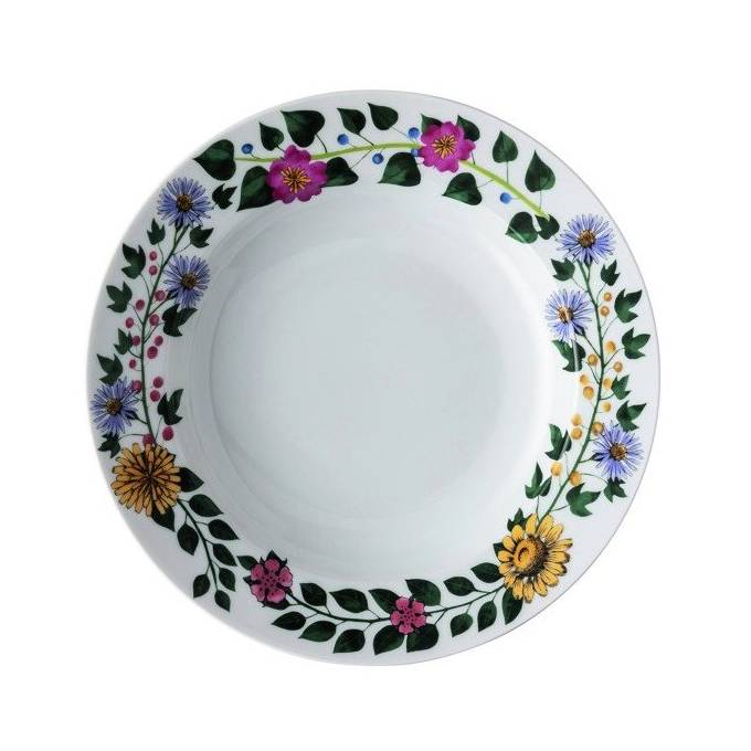 Magic Garden Blossom talíř 23 cm - Thomas Rosenthal