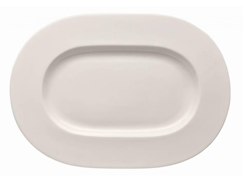 Brillance White oválný talíř 23 cm - Rosenthal