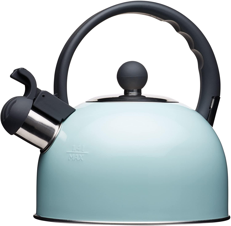 Konvice na vaření vody Count 1,4l modrá - KitchenCraft