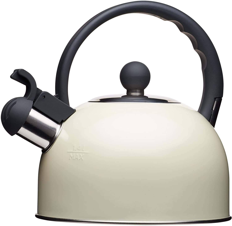 Konvice na vaření vody Count 1,4l krémová - KitchenCraft