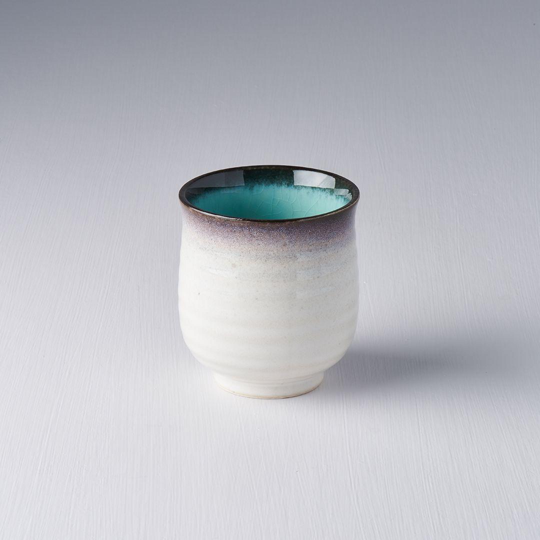 Hrnek na čaj SKY BLUE, 240 ml - Made in Japan