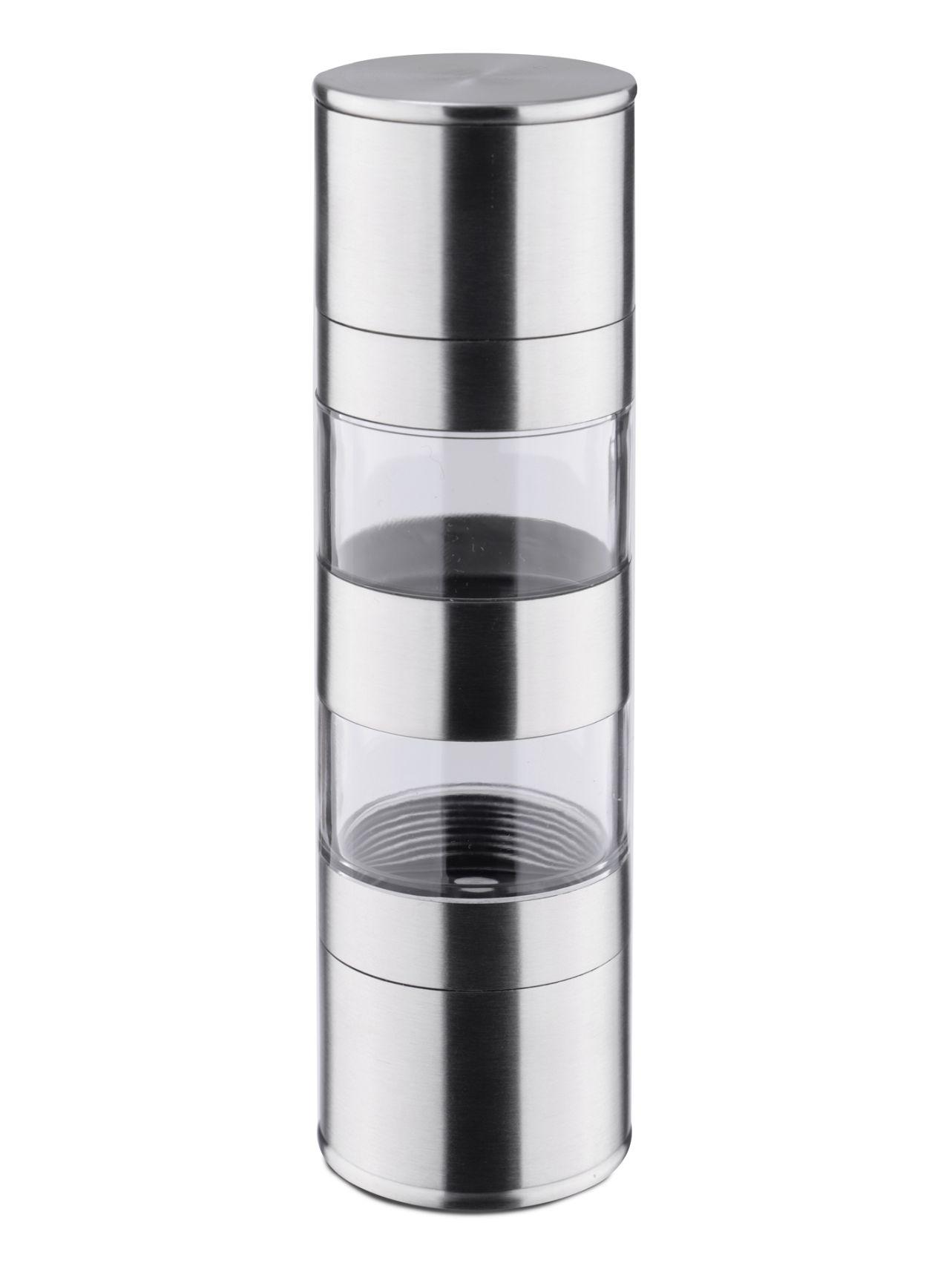 Oboustranný mlýnek na pepř a sůl 19 cm - Weis