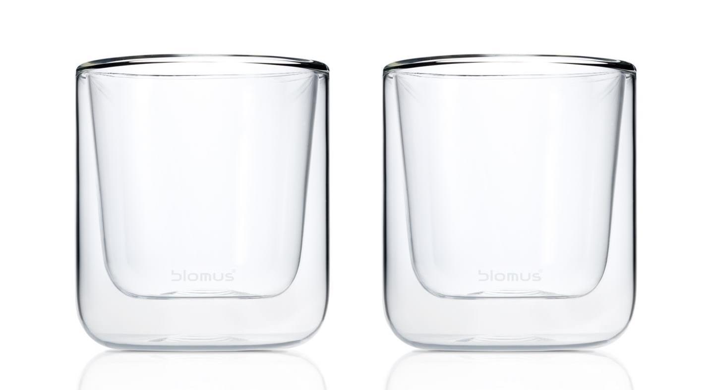 Termo sklenice na kávu NERO 200 ml, 2 ks - Blomus