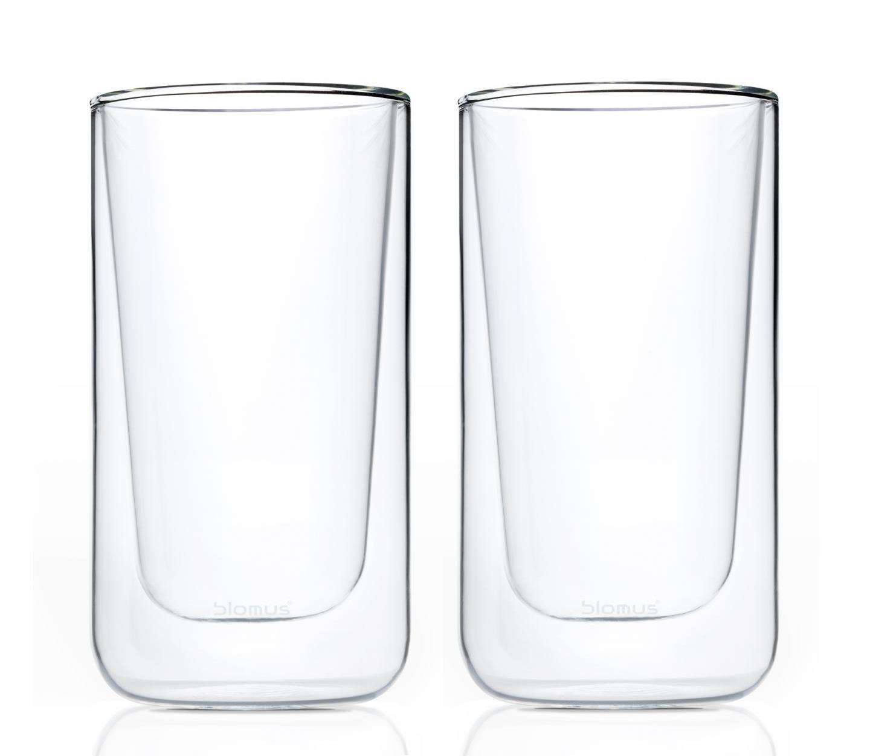 Termo sklenice na latté macchiato NERO, 2 ks - Blomus