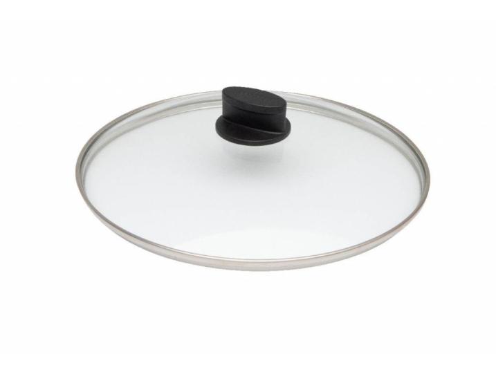 Poklice z tvrzeného skla ECO LITE 20 cm - WOLL