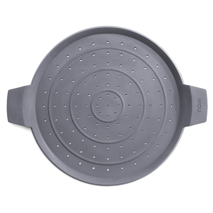 Multifunkční silikonová poklice 24 cm - WOLL