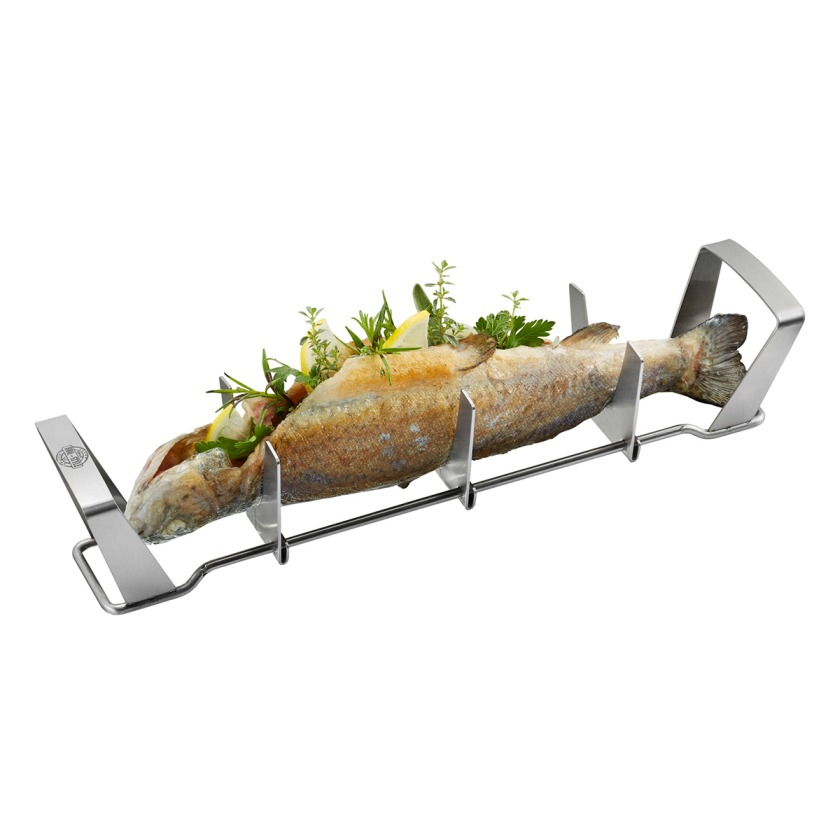 Držák na ryby BBQ - GEFU