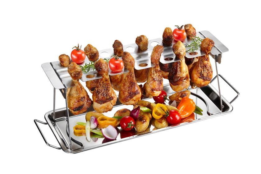 Držák na kuřecí stehýnka BBQ - GEFU
