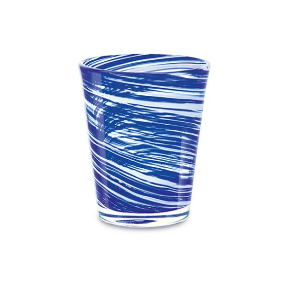 UNICO sada sklenic 6 ks, vzor 34 - Carlo Giannini