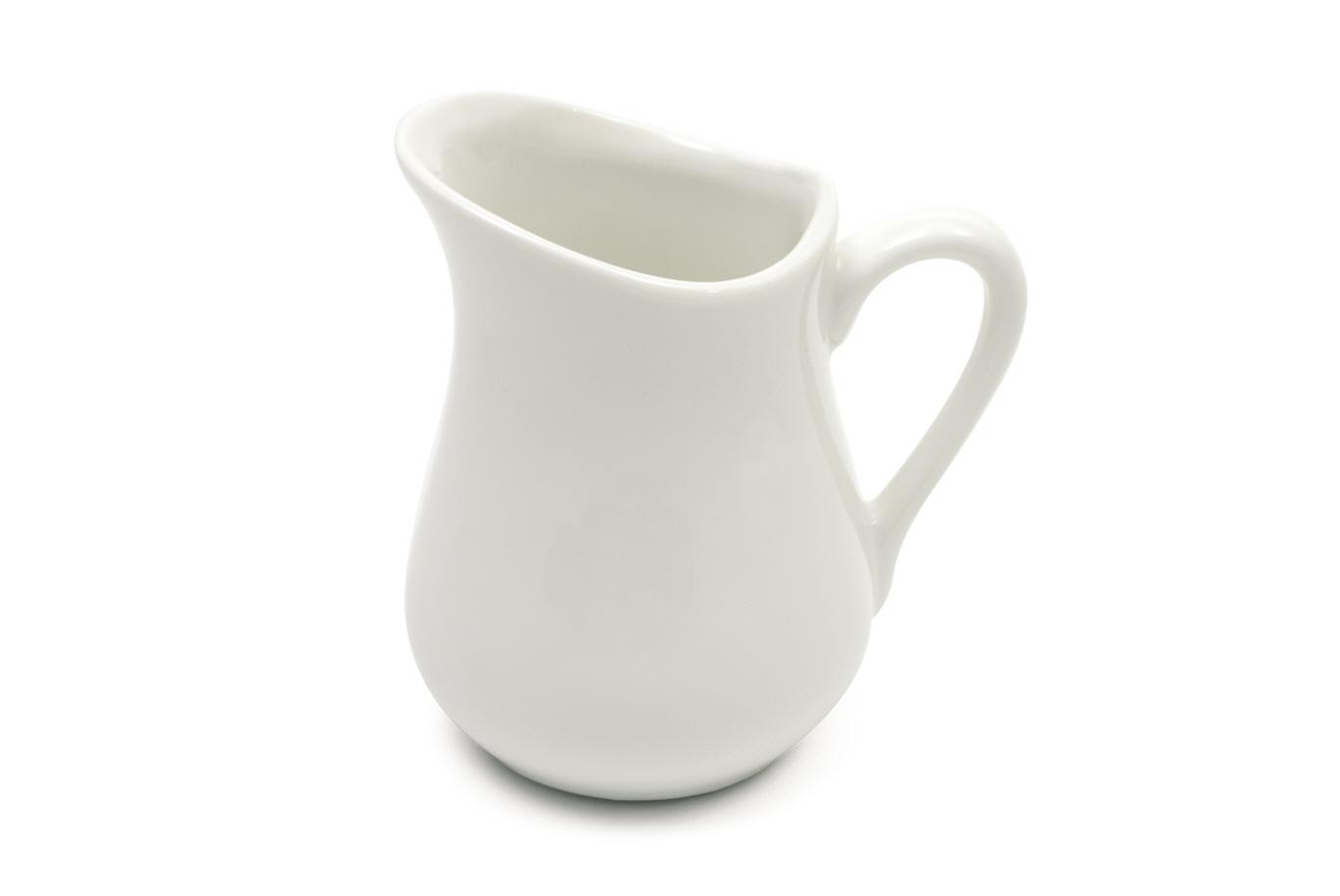 Porcelánový Džbánek na mléko White Basics 100 ml - Maxwell&Williams