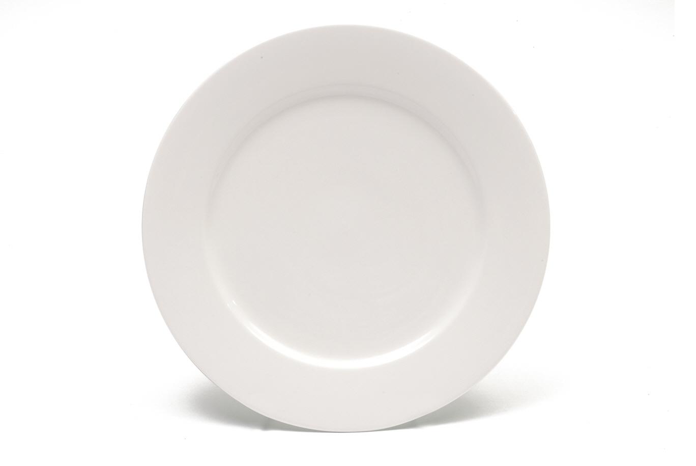 Porcelánový Mělký talíř White Basics 27,5 cm 4 ks - Maxwell&Williams