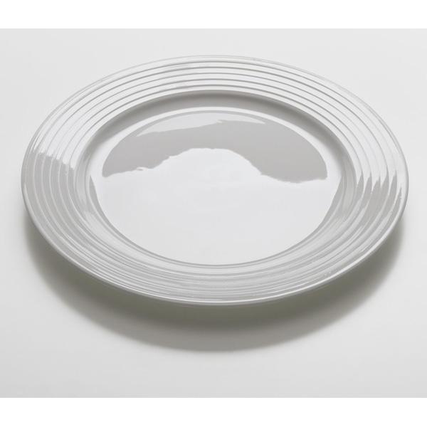 Mělký talíř White Basics Cirque 27,5 cm - Maxwell&Williams