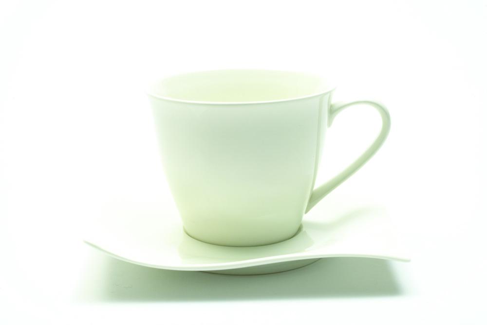 Šálek s podšálkem na cappuccino Motion 230 ml - Maxwell&Williams