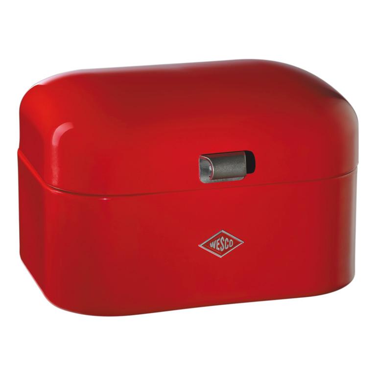 Chlebník Single Grandy červený - Wesco