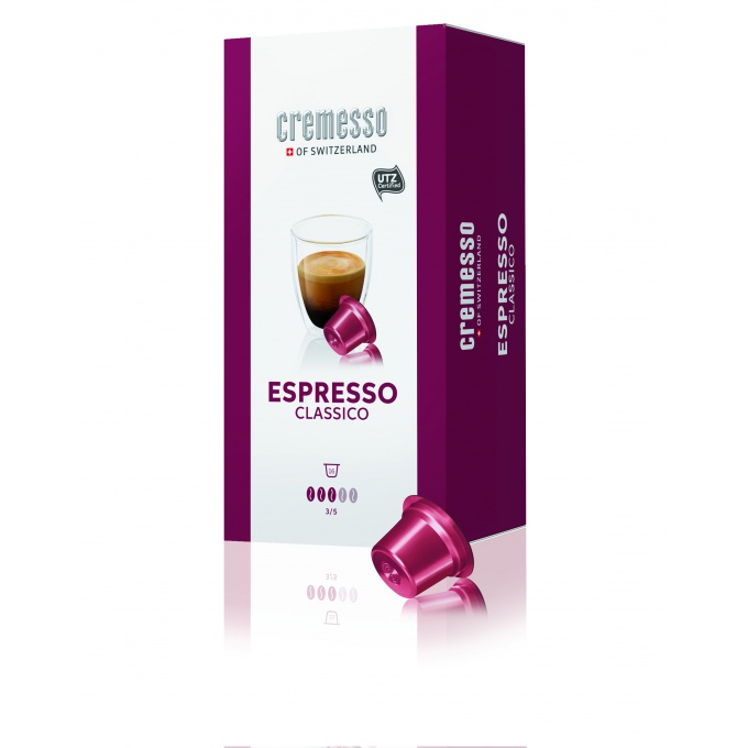 Kávová kapsle Cremesso Caffé Espresso 16 ks - Cremesso