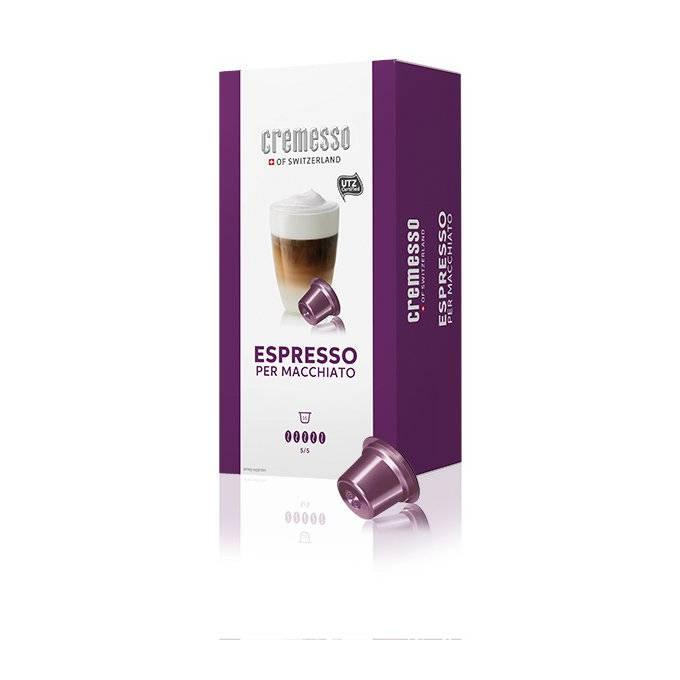 Kávová kapsle Cremesso Caffé Per Macchiato 16 ks - Cremesso