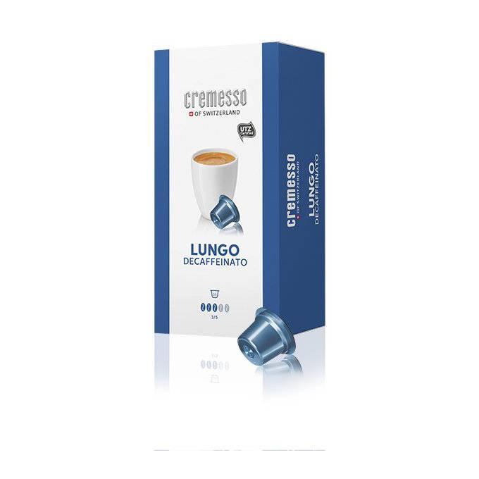 Kávová kapsle Cremesso Caffé Decaffeinato 16 ks - Cremesso