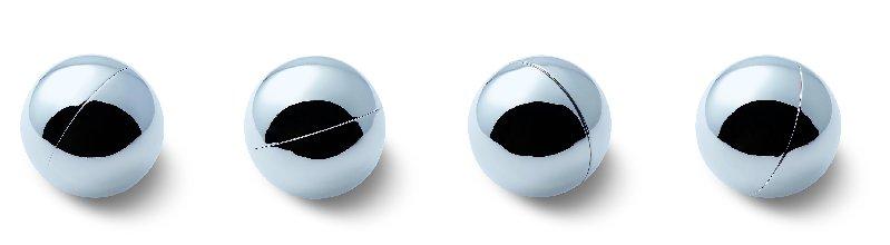 Magnet na ubrusy GRAVITY 4 ks - Philippi