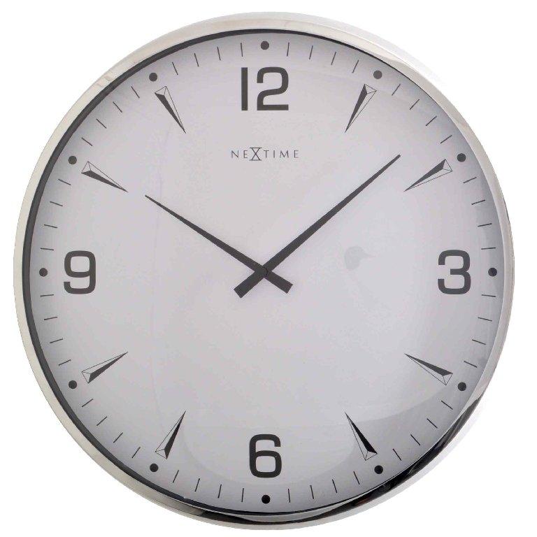 Nástěnné hodiny ITALY 39 cm - NEXTIME