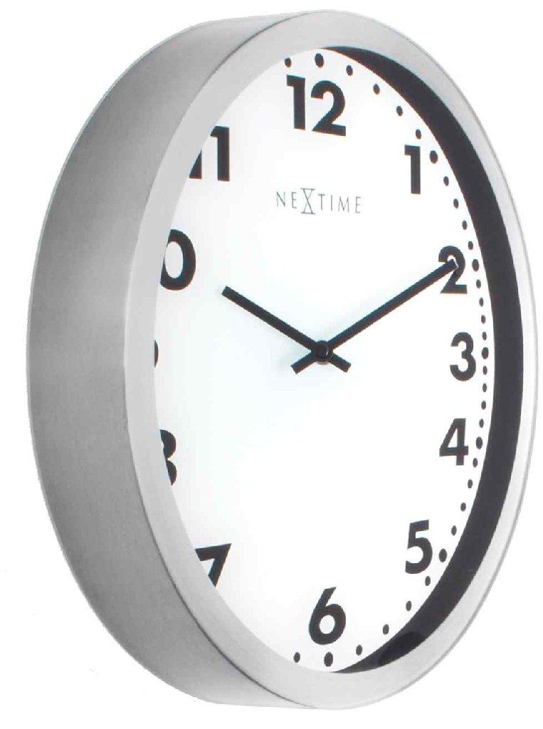 Nástěnné hodiny MAGIC 3D Arabic 25,5 x 35 cm - NEXTIME