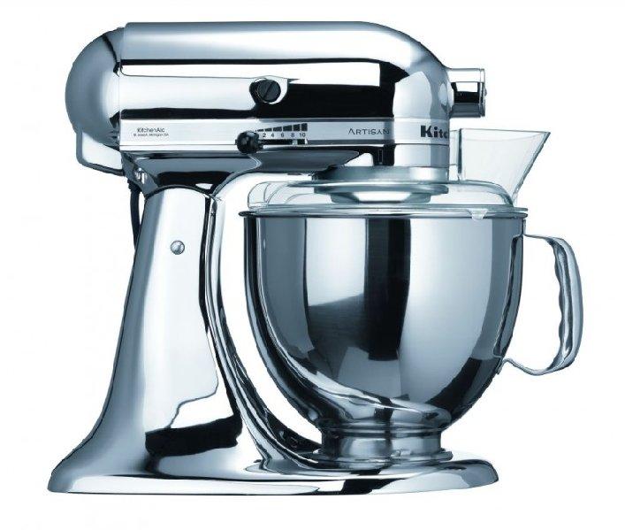 Kuchyňský robot Artisan chrom - KitchenAid