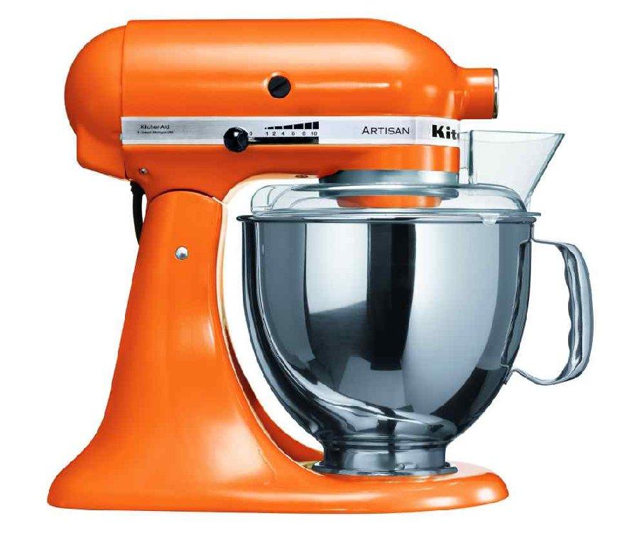 Kuchyňský robot Artisan oranžová - KitchenAid