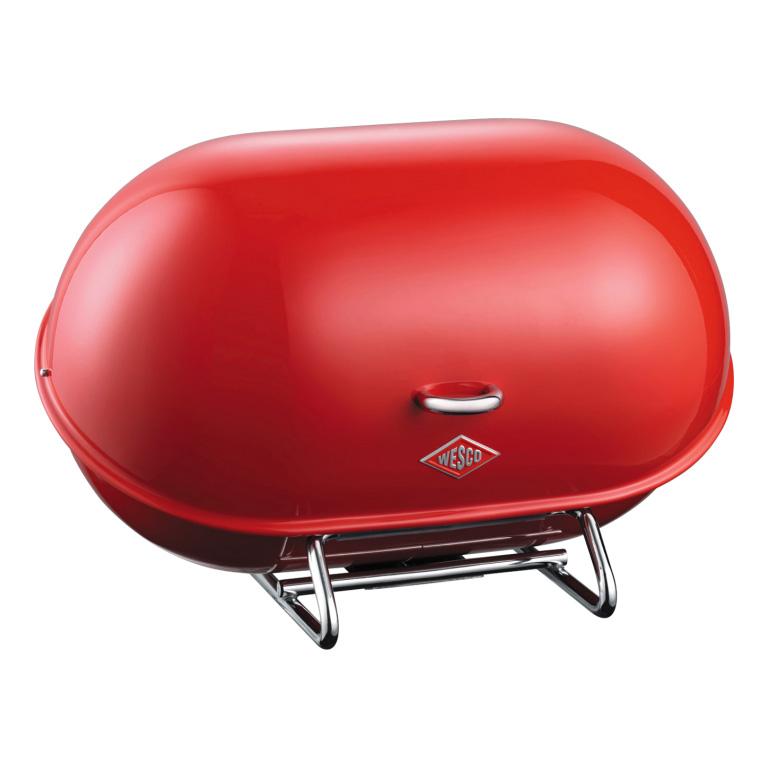 Chlebník Single Breadboy červený - Wesco