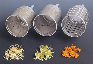 Výměnné kotouče ke krouhači na zeleninu k robotu KitchenAid - KitchenAid