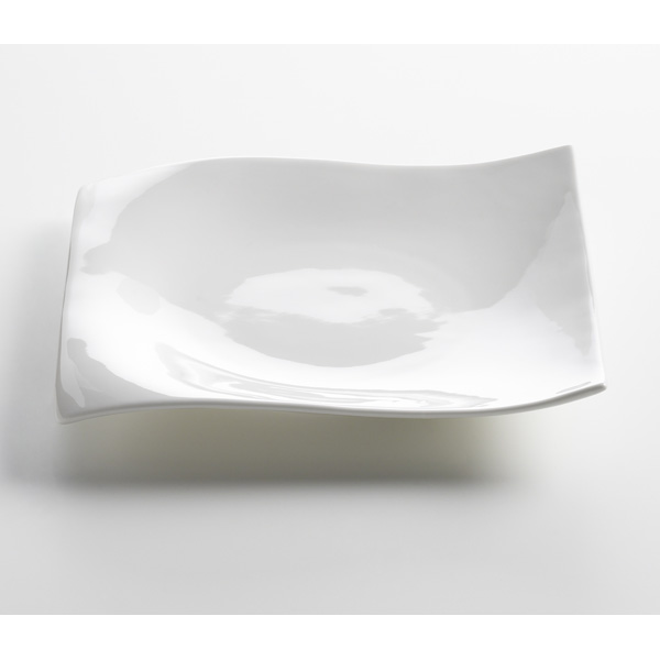 Čtvercový dezertní talíř Motion 18 x 18 cm - Maxwell&Williams