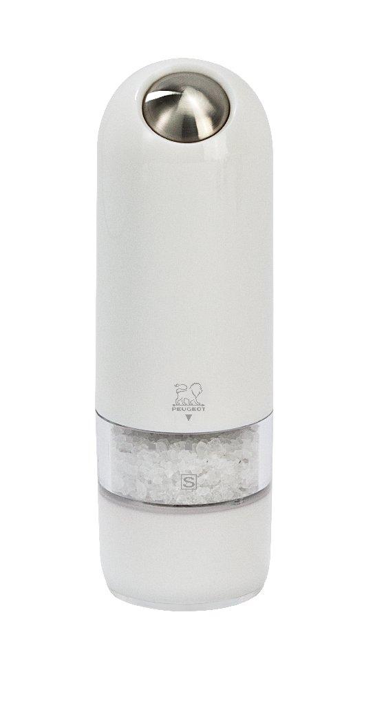 Elektrický mlýnek na sůl 17 cm Alaska bílý - Peugeot