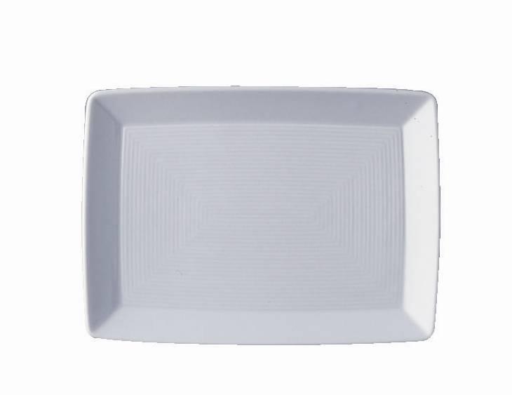 Loft Porcelánový Tác obdelníkový 18,5 x 13,5 cm - Thomas Rosenthal