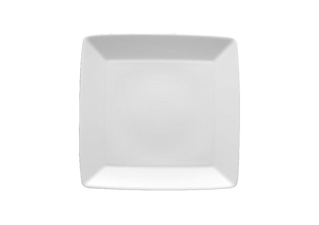 Loft Porcelánový Talíř čtvercový 19 x 19 cm - Thomas Rosenthal