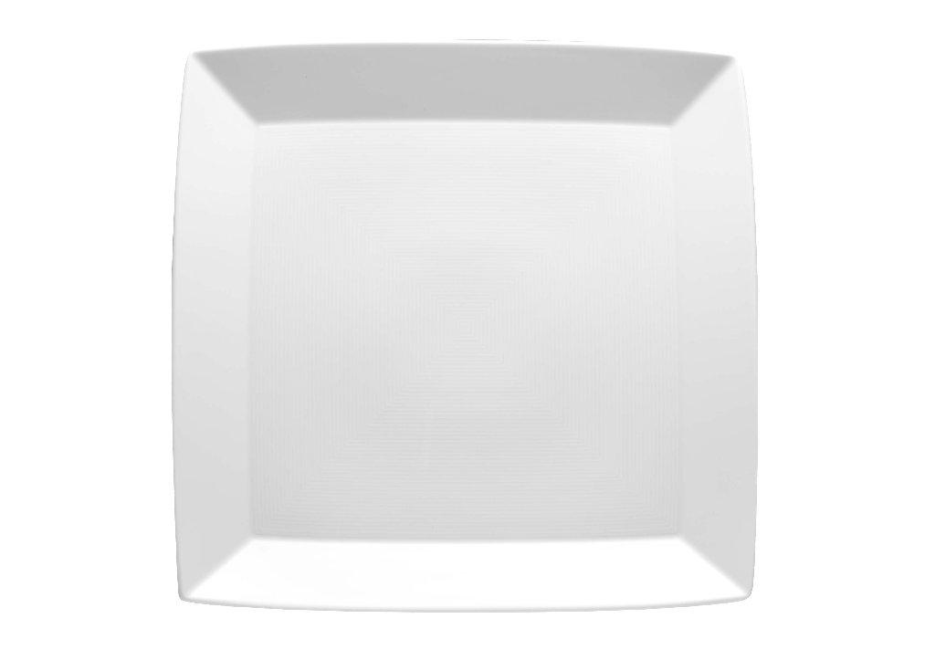 Loft Porcelánový servírovací Talíř čtvercový 33 x 33 cm - Thomas Rosenthal