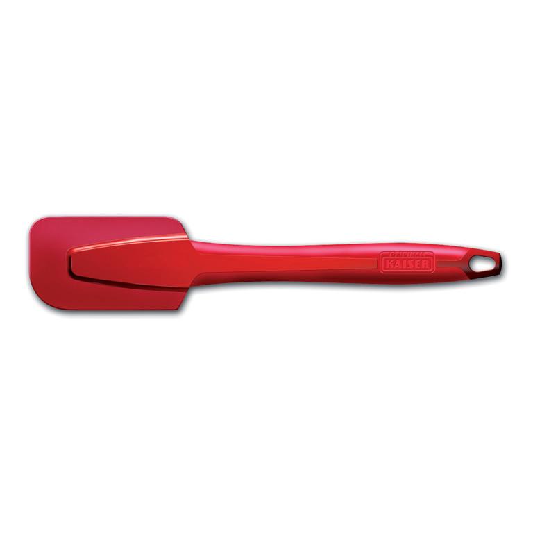 Silikonová stěrka na těsto velká KAISERFLEX RED 28 cm - KAISER